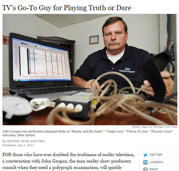 Los Angeles polygraph examinations available weekends