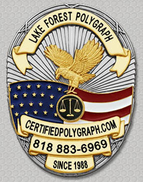 Take a polygraph exam in Lake Forest CA