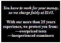 Polygraph test Los Angeles protecting you from fraudulent examiners