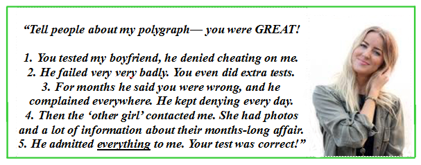 polygraph test for relationship