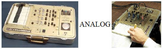 analog polygraph for rent